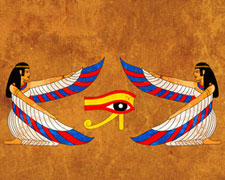 Les dieux de l'Égypte ancienne